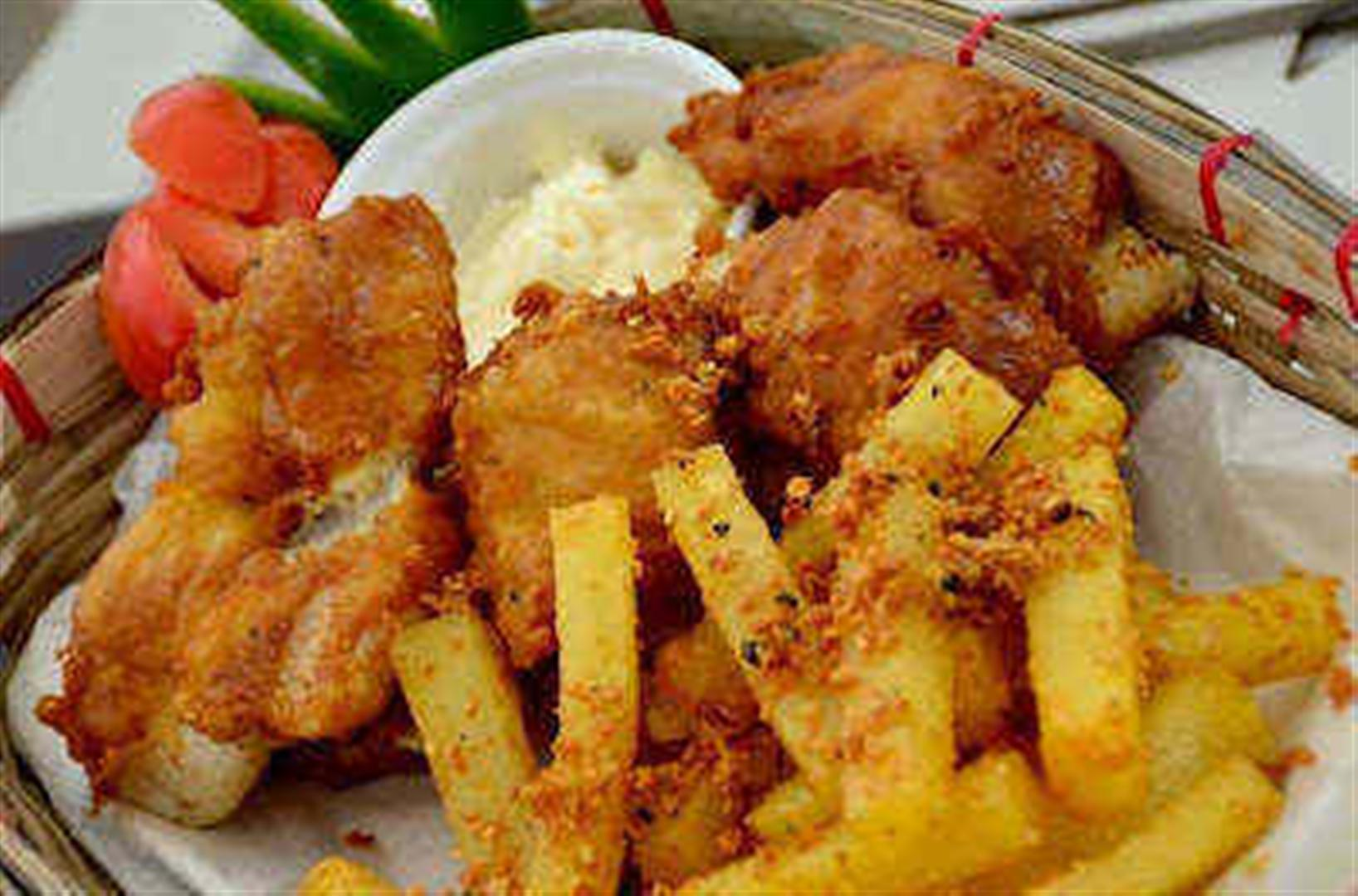 Classic Fish And Chips Recipe By Chef Boy Logro Panlasang Pinoy