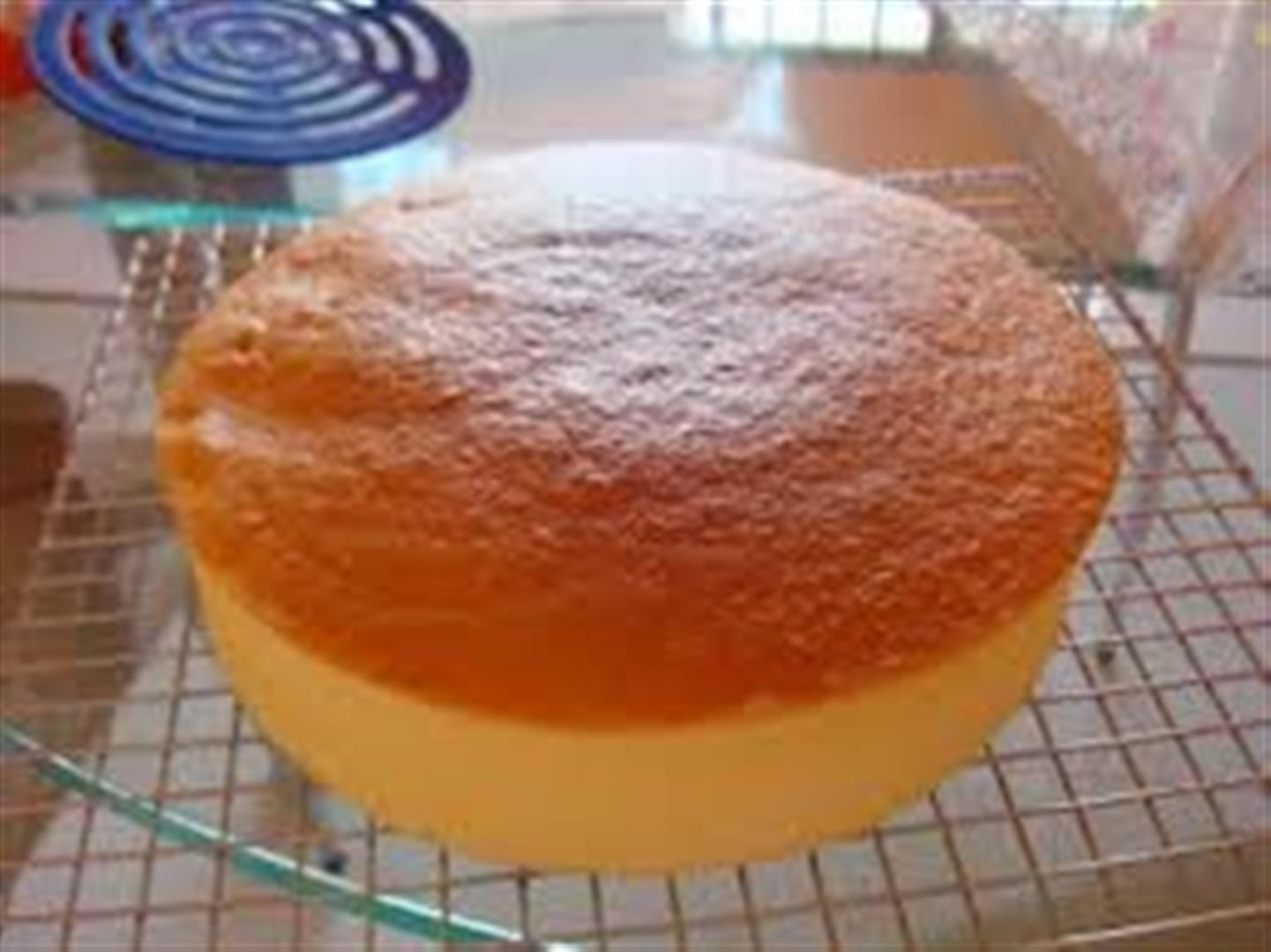 Бисквит обычный рецепт с фото
