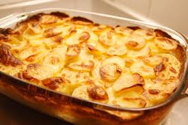 BEEF AND POTATO CASSEROLE