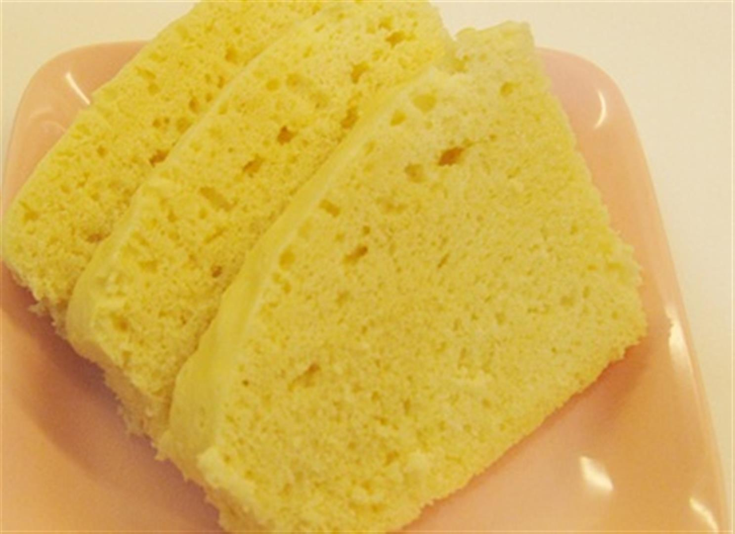 steamed sponge cake recipe panlasang pinoy recipes. Black Bedroom Furniture Sets. Home Design Ideas