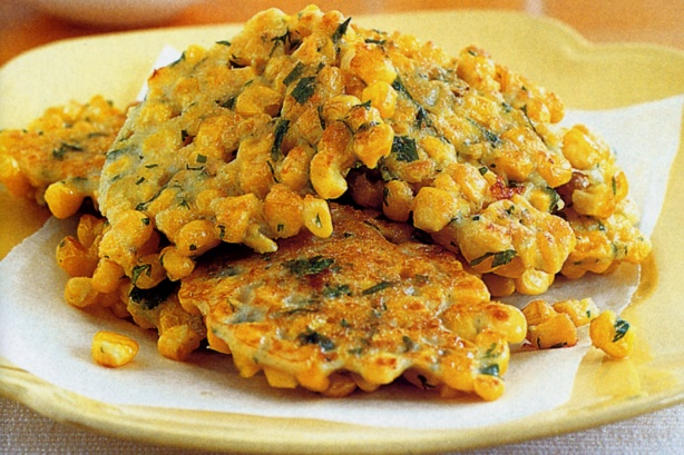 Corn Fritters Recipe | Panlasang Pinoy Recipes