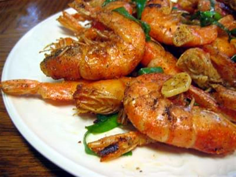 Asian Fried Shrimp 8