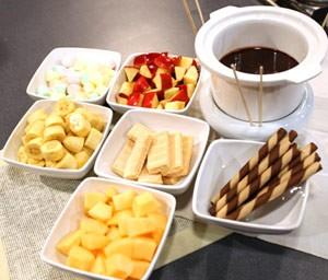 Dessert Fondue