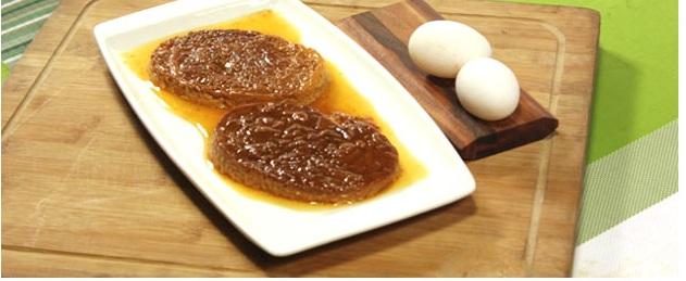 Duck Egg Leche Flan