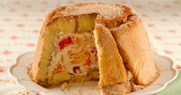 Fiesta Dome Cake Recipe