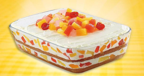 Fruit Cake Panlasang Pinoy