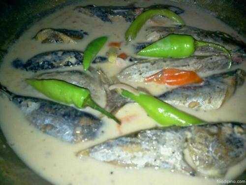 Ginataang tulingan recipe panlasang pinoy recipes for Fish recipe panlasang pinoy