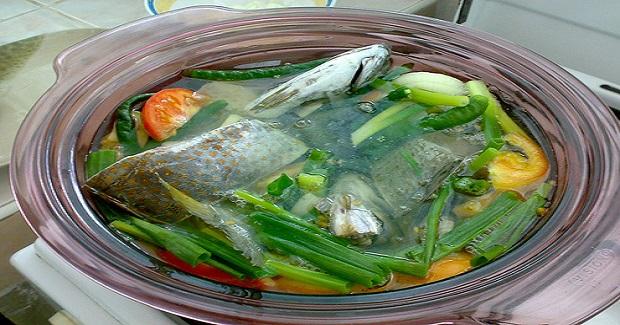 Fish Tinola Recipe Panlasang Pinoy Recipes
