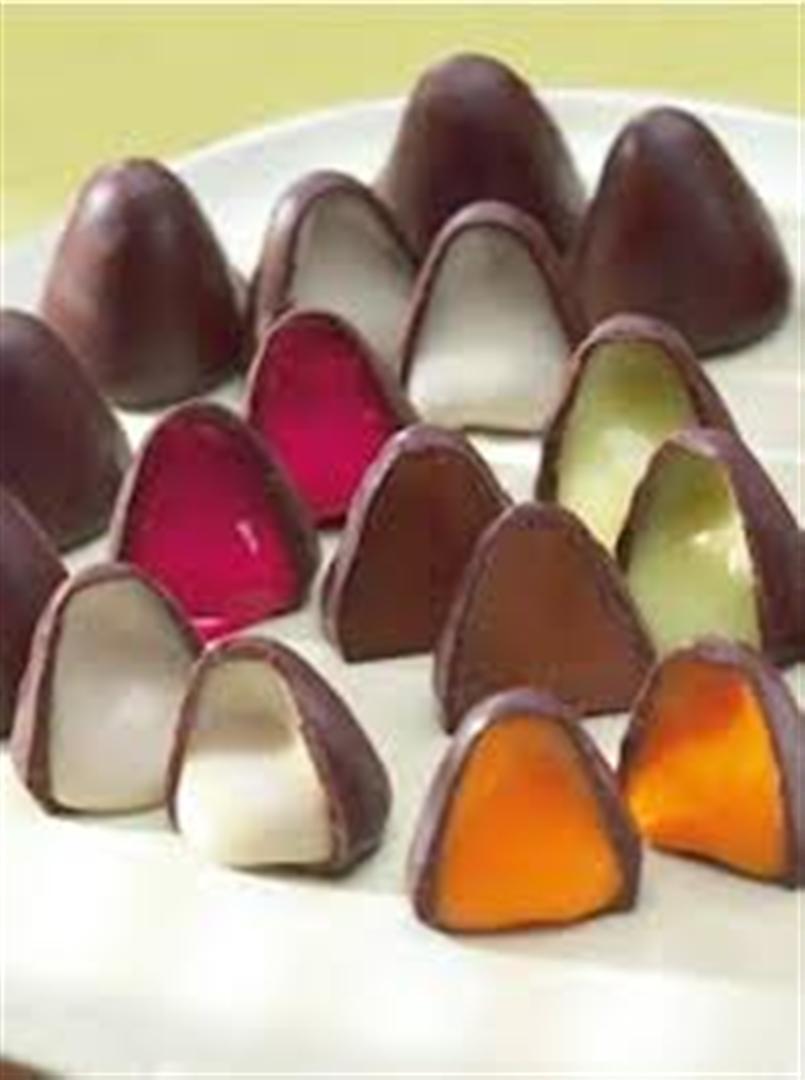 Chocolate Cream Drops Recipe Panlasang Pinoy Recipes