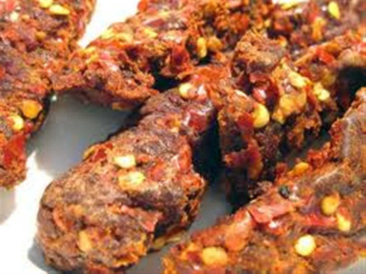 Fire Beef Recipe