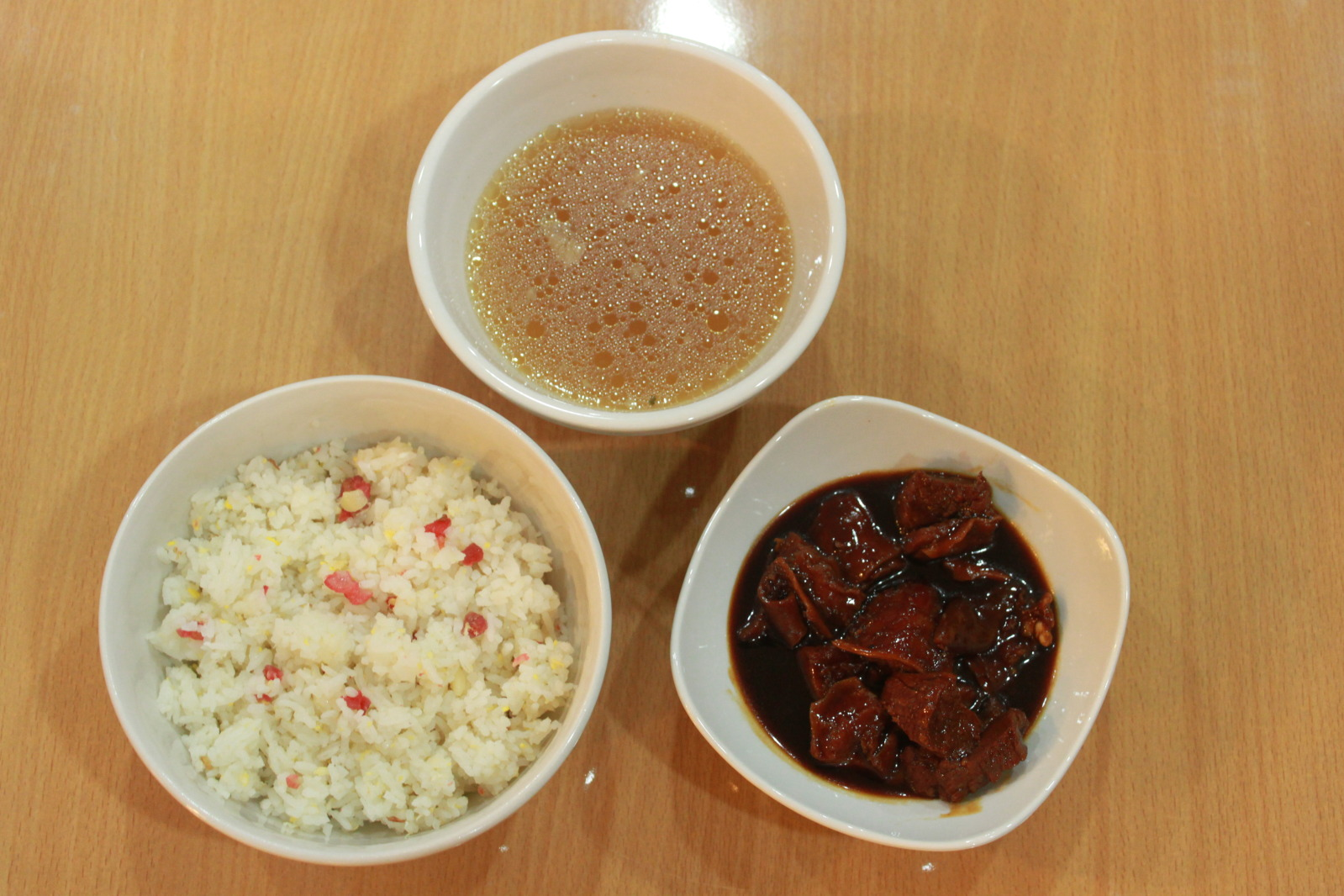 Beef stock pares with fried rice recipe panlasang pinoy recipes ccuart Images