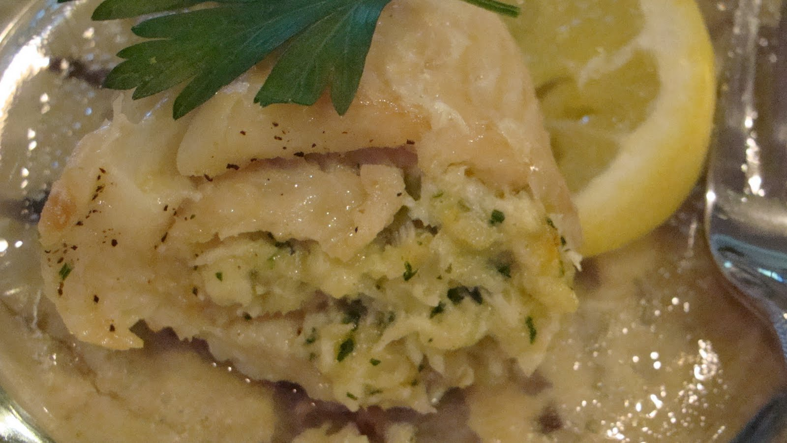 Crab stuffed fish fillet recipe panlasang pinoy recipes for Stuffed fish with crab meat