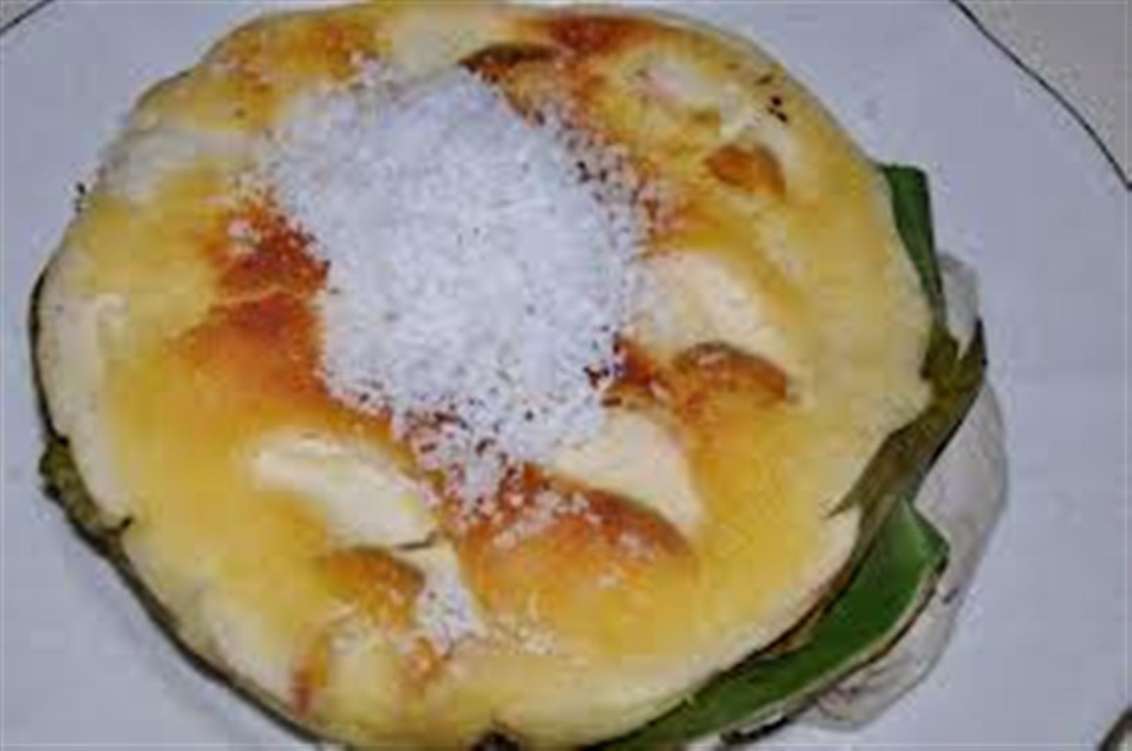 Gourmet Savory Bibingka Recipe Panlasang Pinoy Recipes