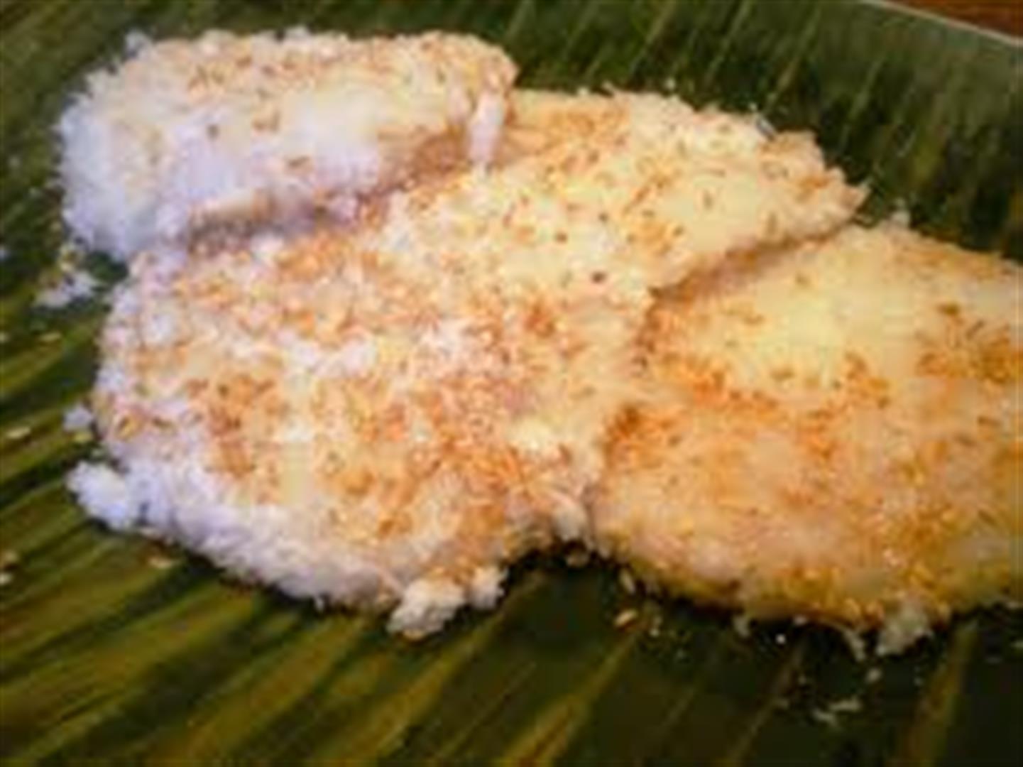 Palitaw Recipe Panlasang Pinoy Recipes