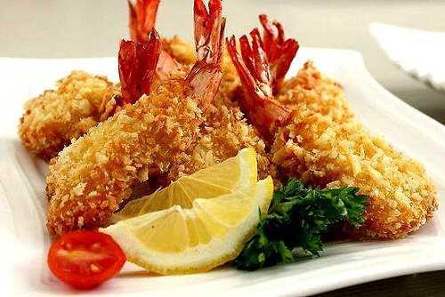how to cook tempura prawns