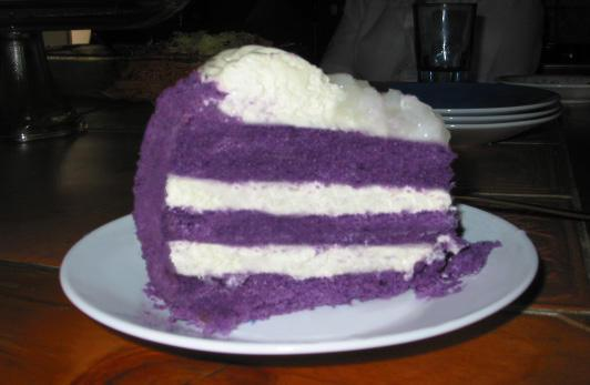 Ube Macapuno Cake Recipe Panlasang Pinoy Recipes