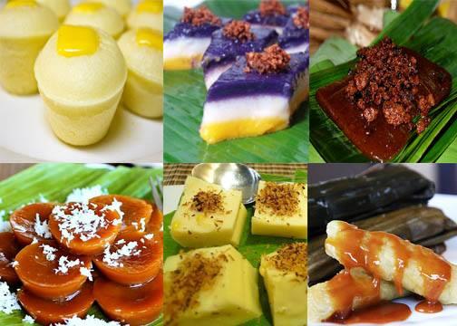 Delicacy Food Menu