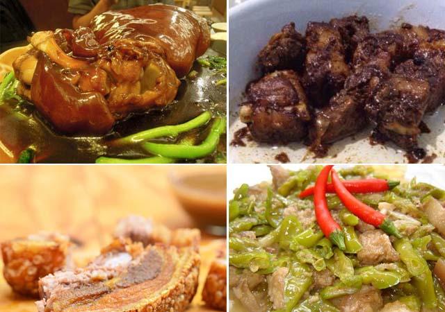 Top 10 porks recipes panlasang pinoy recipes forumfinder Images