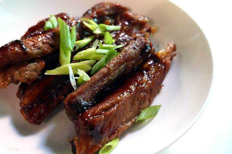 Braised Spare Ribs Recipe Panlasang Pinoy Recipes