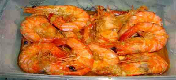 How To Cook Garlic Butter Shrimp Filipino Style