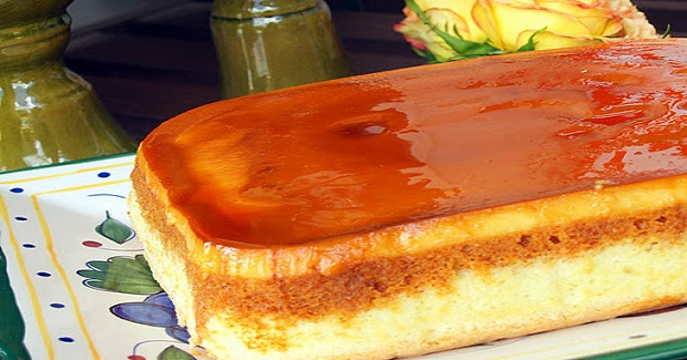 Custard Cake Recipe Filipino