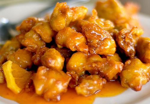 Orange chicken recipe panlasang pinoy recipes forumfinder Choice Image