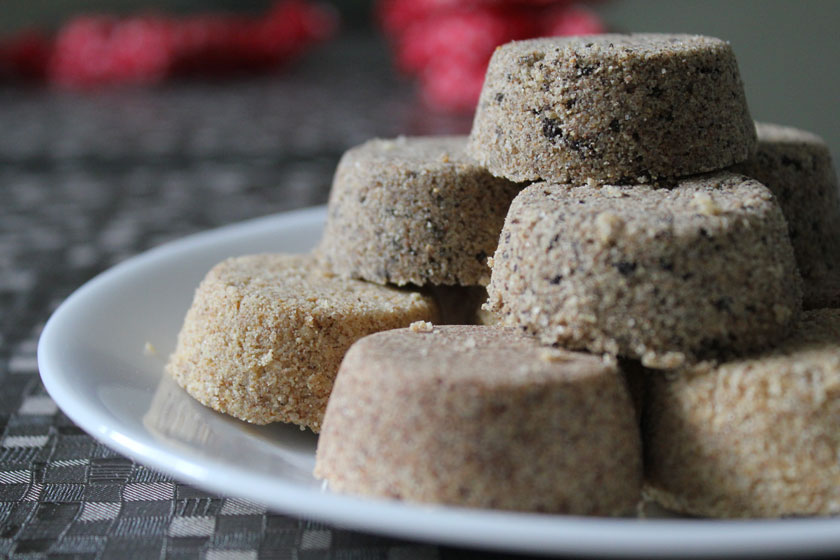 Cookies Amp Cream Polvoron Recipe Panlasang Pinoy Recipes