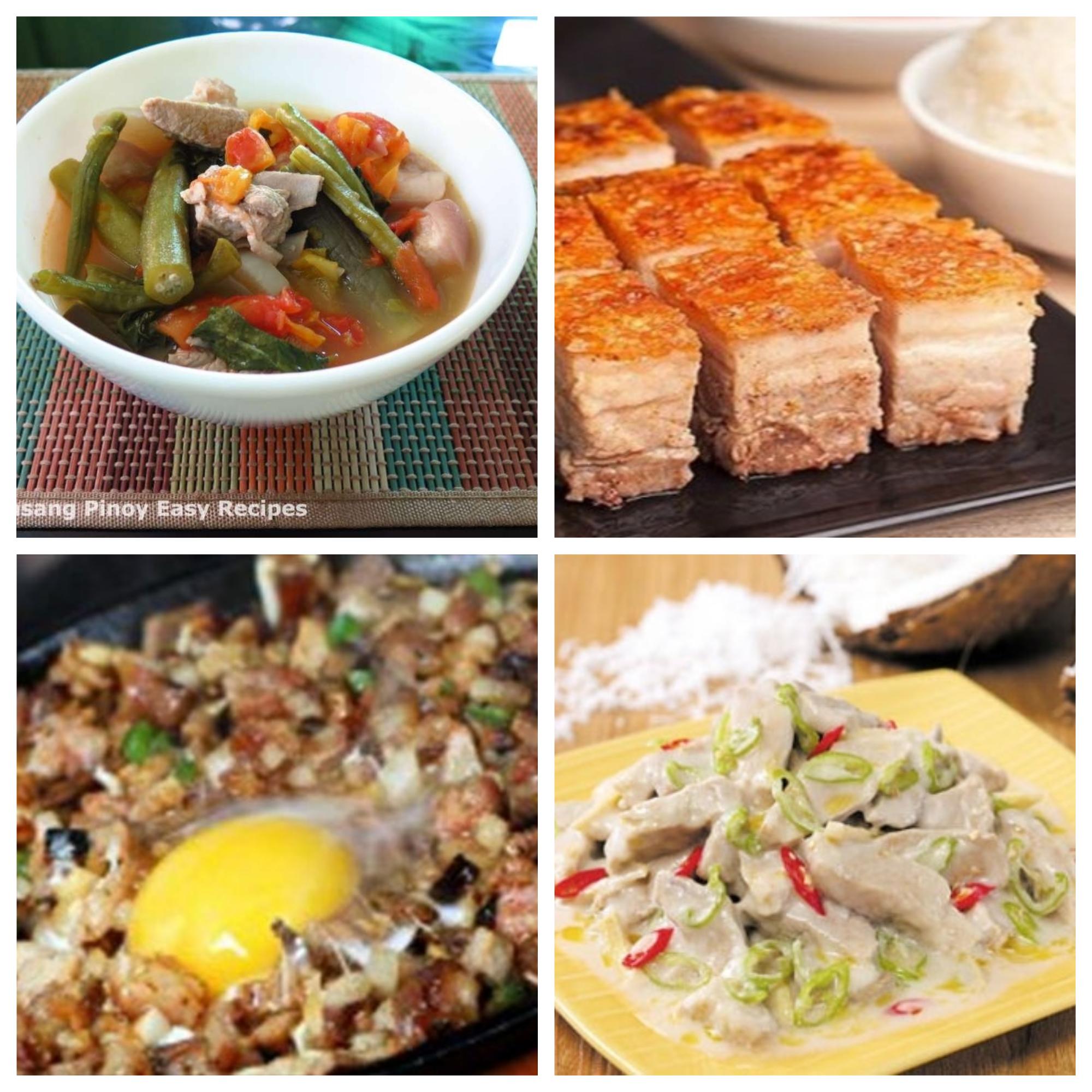 Filipino Pork Recipes - Panlasang Pinoy Recipes™